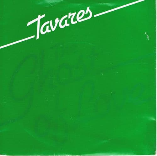 Tavares<br>The Ghost Of Love / Bein' With You